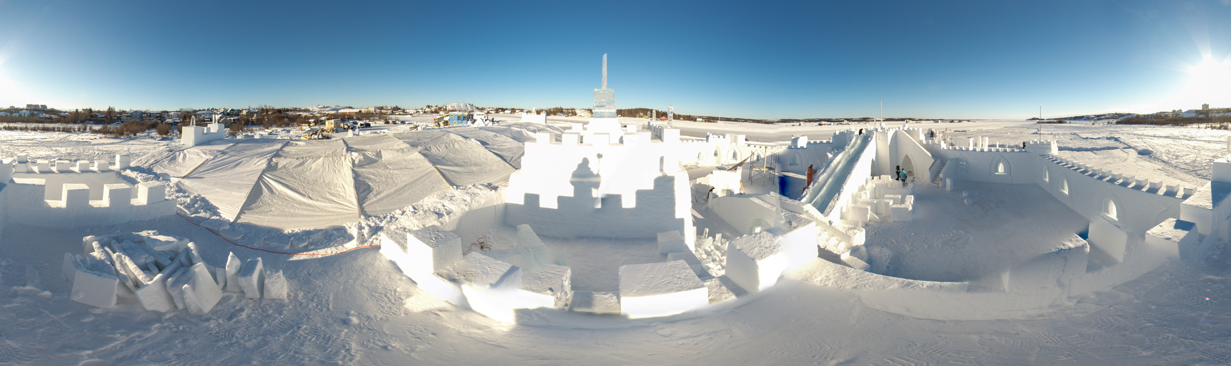 Yellowknife snowking